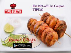 Flat 20% OFF on Tipu Sultan, use Code: TIPU20. Order now!! https://goo.gl/7zgs0I      #VasantKunj #TipuSultan