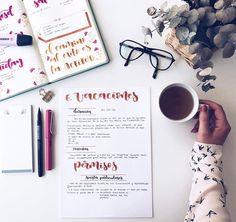 """1,857 curtidas, 11 comentários - Bullet Journal & Studygram (@mylittlejournalblog) no Instagram: """"Vacaciones, las que yo necesito! """""""