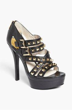 MICHAEL Michael Kors 'Aria' Platform Sandal