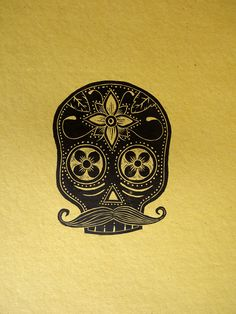 Linocut prints by Meriç Karabulut, via Behance