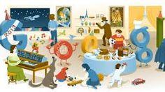 doodle google 2013