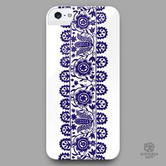 smartphone cover - design inspired by folk embroidery pattern from Prievidza, Slovakia Hand Embroidery Designs, Embroidery Applique, Embroidery Patterns, Smartphone Covers, Tag Art, Mobiles, Cover Design, Bobbi Brown, Ale