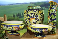 Beautiful Italian Ware!