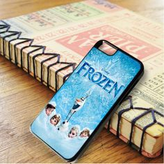 Disney Frozen Cover Poster Movie iPhone 6|iPhone 6S Case