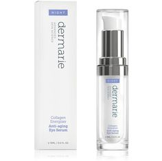 This advanced complex eye serum radically stimulates the production of collagen, the principle component responsible for skin's youthfulness. Use nightly to preserve skin elasticity, improve firmness, and reduce the appearance of eye wrinkles, fine lines, and crows feet.
