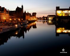 ...and Old Town in Gdansk