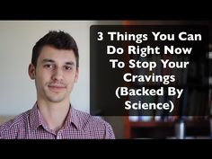 3 Things You Can do Right Now to Stop Your Cravings (Backed By Science)... Even If You Love Food:  http://modernhealthmonk.com/how-to-stop-sugar-cravings/