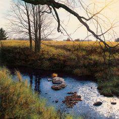 Realistic Watercolor Paintings by Steven Kozar