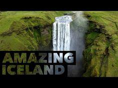 Невероятная Исландия. Видео с квадрокоптера в 4K » Респект.su - Фото на любой вкус