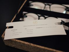 Luxury Eyewear from David Kind. They clearly understand the product, the experience, and the customer. | Baxtton