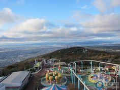 生駒山 俯瞰大阪與奈良