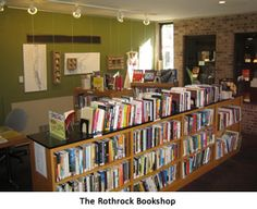 The thousands of used books, magazines, and videos sold in Rothrock and at the library's annual used-book sale are under the sole management of Friends of the Library, about a hundred of whom are volunteers. Our efforts add thousands of much-needed dollars to the library's annual operating budget.