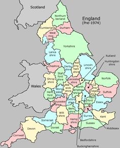 Map Of Northern England.1066 Best Maps Images In 2019 Maps Europe Historia