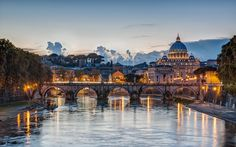 Best Places to Travel in September - Rome, Italy