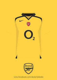 My appreciation to my favourite football team since i was 10 years old. Arsenal kit collection from season to and includes Arsenal next season kit, sponsor by Puma even its still not official yet. Football Design, Football Kits, Football Jerseys, Fifa Football, Arsenal Kit, Arsenal Jersey, Freelance Graphic Design, Graphic Design Typography, Sports Advertising