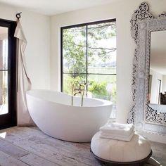 Bathtub... #homedesign #lifestyle #style #designporn #interiors #decorating #interiordesign