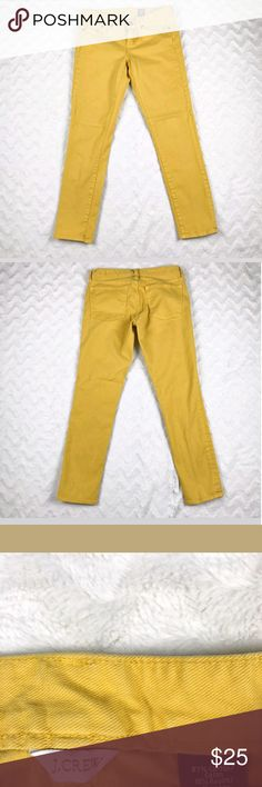 J CrewA toothpick Skinny Jeans These are a gently worn pair.of J crew Toothpick ankle jeans in a size 27 J. Crew Jeans Skinny