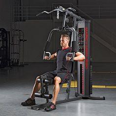 Marcy MWM-990 Home Gym - http://www.exercisejoy.com/marcy-mwm-990-home-gym/fitness/
