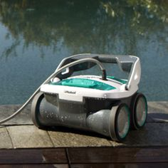 iRobot's Mirra 530 Takes Deep Dive Into Robotic Pool Cleaning