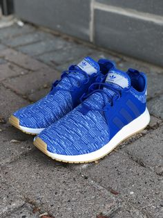 """uk availability e5ff8 42415 Spring 2018 Collection Men s Adidas X PLR """"Royal Blue"""" AH2357  120.00 CAD  Available in all"""