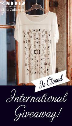 La Coquette Miseráble: OFFICIALLY CLOSED! { LA COQUETTE MISÉRABLE & RICARDO ANDREZ } INTERNATIONAL GIVEAWAY!