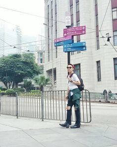 peak tram HK Hong Kong