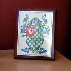 A Coat of Arms was an honor bestowed on knights; their design represented their values. Read about the origins of a coat of arms and how they have evolved.