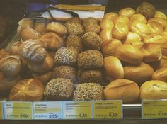 German Bakery (Bäckerei) // Just full of goodness! German Bakery, Moving To Germany, Pretzel Bites, Polish, Bread, Canning, Places, Shop, Germany