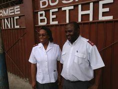 Salvation Army clinic in Fond-de-Negres, Haiti