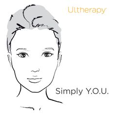 Simply Your Own Ultherapy (Y.O.U.)!  #Ultherapy #ChooseYOU