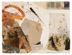 mixed media collage by Fran Skiles