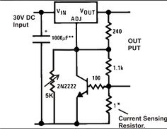 Precision Power Supply 0-40V 0-2A adjustable current