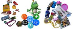 See these unofficial geocache swag trinkets - maybe even see one of yours