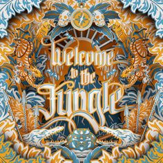 Welcome to the jungle: another great work from german designer...