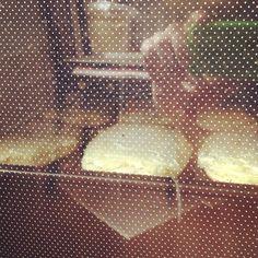 Пасхальные ватрушки с картошечкой!