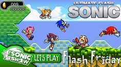 Link para jogar: http://agario.net.br/flash-sonic.html