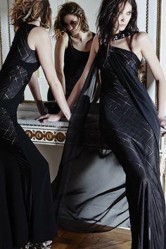 Azzaro Spring Summer 2014 : PROUESSE  dress & PARDONO dress #azzaro #pfw