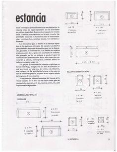Las medidas de una casa xavier fonseca autos pinterest for Medidas de una casa xavier fonseca