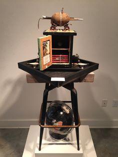 Catherine Massaro - These Foolish Things On exhibit through May 17th. http://toendistobegin.com/ www.kacckerrville.com