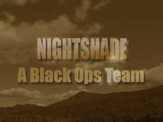 NIGHTSHADE by Ronie Kendig