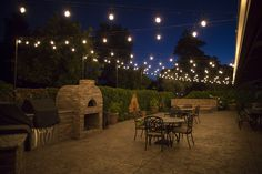 From some late-night poolside barbecues to elegant dinner parties, you never know when you might need to light up your backyard or patio. Use these outdoor lighting ideas if you're decorating on a budget! [Backyard Renovations, Lighting Ideas, Outdoor Lighting] #OutdoorLighting #LightingIdeas #LightingDesign