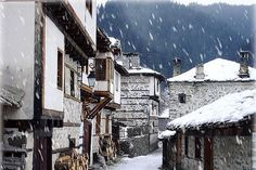 Shiroka Luka / Rodopi / Bulgaria by MILACHICH, via Flickr