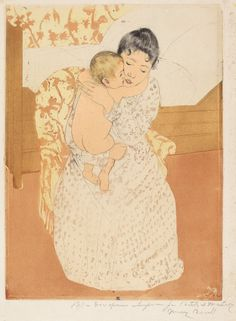 essay on mary cassatt The child's bath by mary cassatt this paper, which is five pages in length, offers a description and analysis of this great art masterpiece.