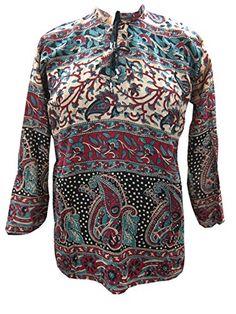 Bohemian Tunic Cotton Printed Short Kurti Top Xl Mogul Interior http://www.amazon.com/dp/B00LP91I3S/ref=cm_sw_r_pi_dp_ThIXtb09Y2XNYYX8