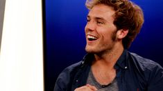 Sam Claflin Talks 'The Quiet Ones' and 'Hunger Games' Hunger Games Cast, Hunger Games Catching Fire, Jane Harper, The Quiet Ones, Sam Claflin, Interview, It Cast, People, Watch