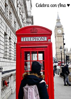Celebra con Ana | Compartiendo experiencias creativas: Nos vamos a Londres: Consejos