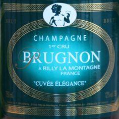 1er Cru Cuvée Elegance from P.Brugnon