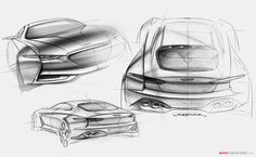 GENESIS Reveals Hybrid Sports Sedan Concept in New York