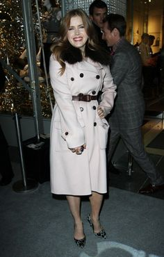 Celeb fashionistas at the Dior reopening