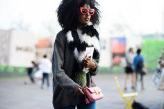 Trending Now: Chunky Sweaters - Helena Bordon